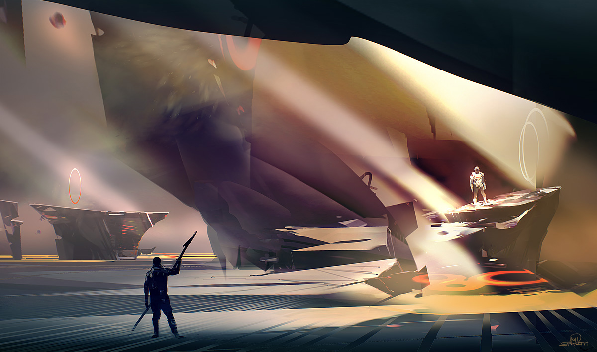 sparth - depot - custom shapes